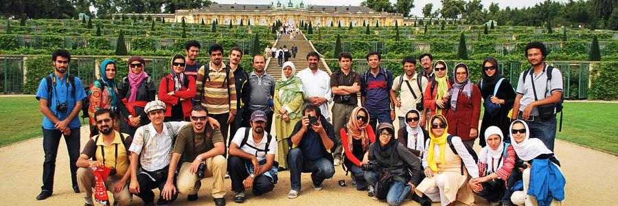 گروه گردشگری فرهنگ