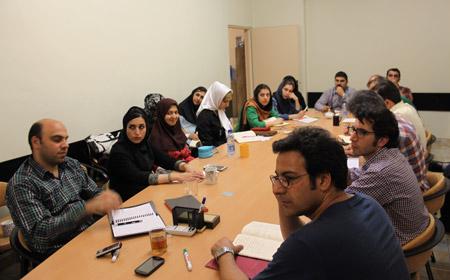 کلاس های نظری منطق ویژه پژوهشگران دکتری مرکز برگزار شد
