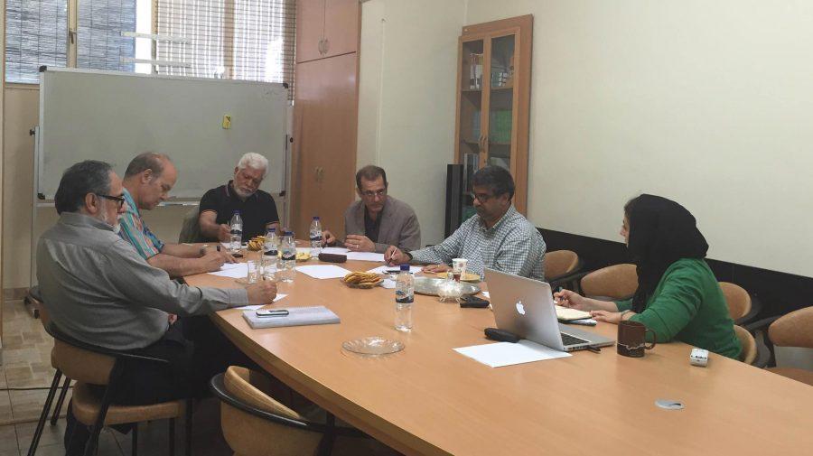 پروپوزال پژوهشگران ورودی مهر ۹۴ تصویب شد