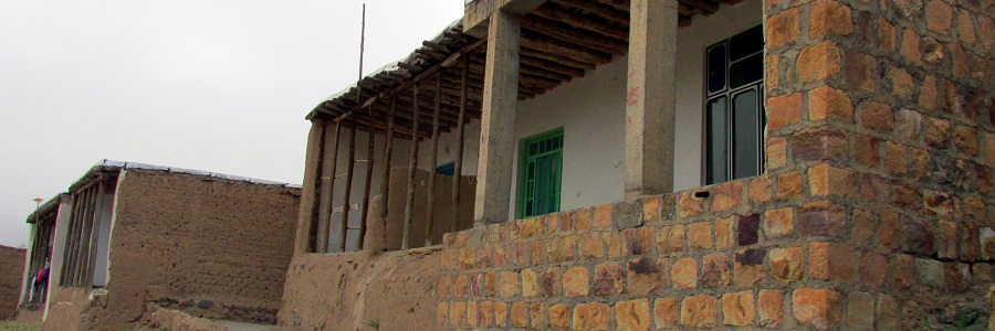 جای خالی مقررات ملی ساختمان در جوامع روستایی ایران