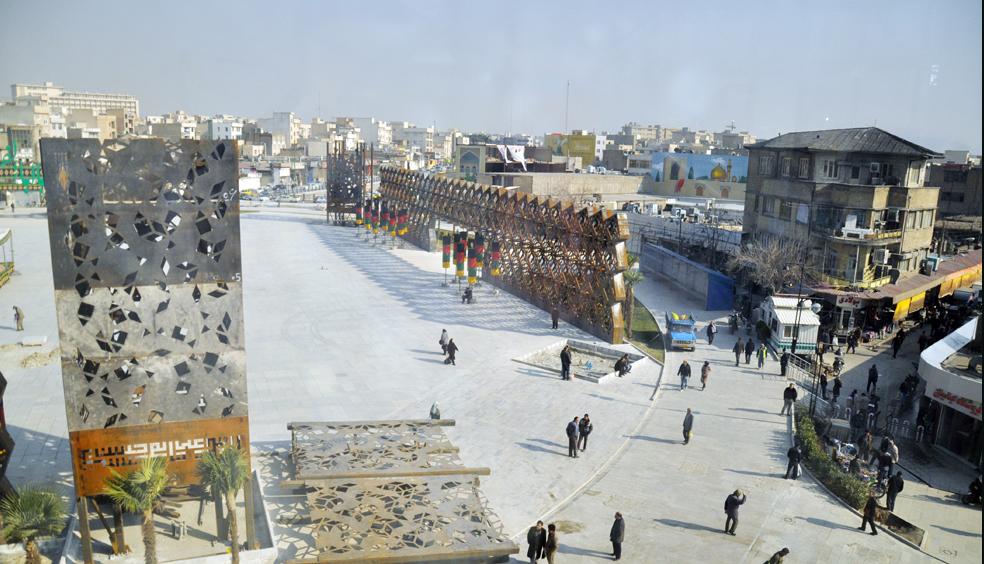 آیا ارتقای شرایط آسایش کالبدی میدان امام حسین تهران توانسته است به بهبود حس تعلق مکان بیانجامد؟