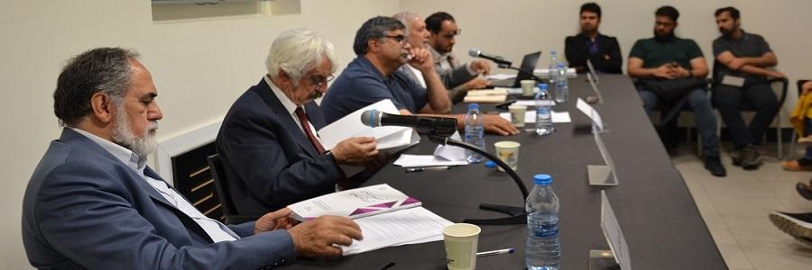 نشست بررسی برنامه نامزدهای شهرداری تهران