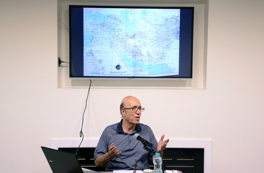 بیست و ششمین کارگاه نظریههای نو با عنوان نگرشی بر تاریخچه و آئین اسماعیلیان در ایران