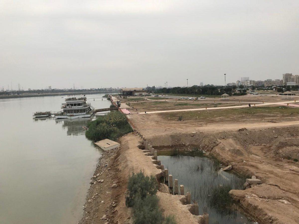 نقدی بر اقدامات ساحلسازی حاشیه رود کارون در اهواز